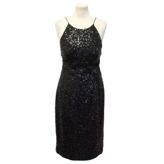 Tamara Mellon sequin dress