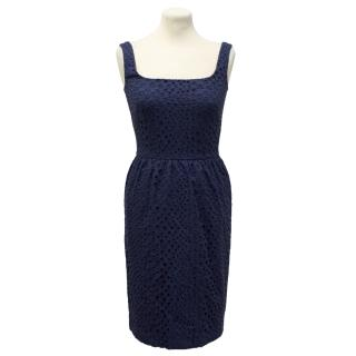 Issa navy dress