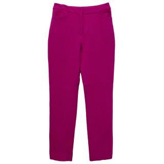 Erdem pink trousers