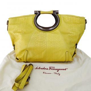 53d1a2b9b Salvatore Ferragamo handbag