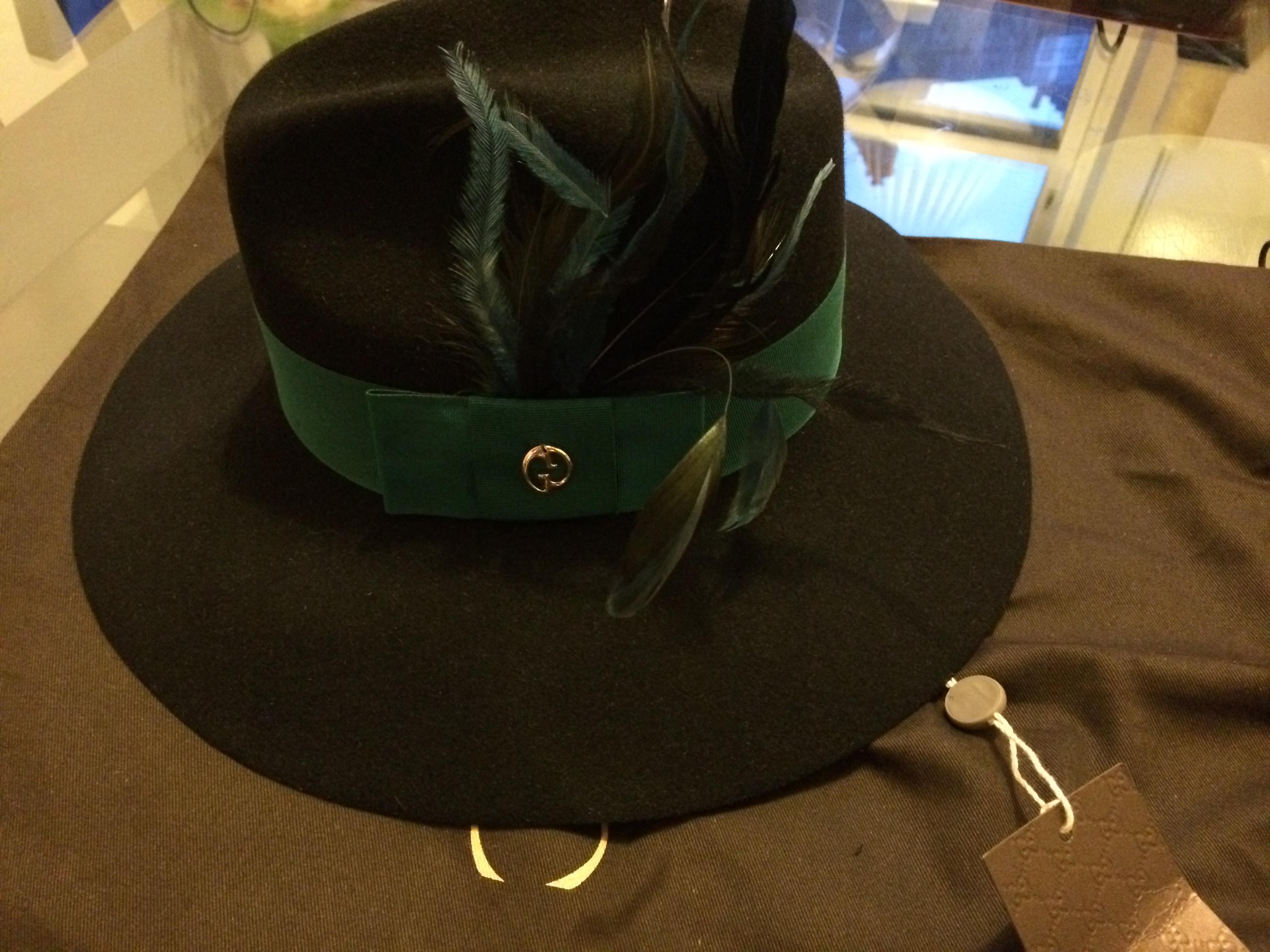 d2d43ed1511 Gucci Fedora Hat. 28. 12345678910