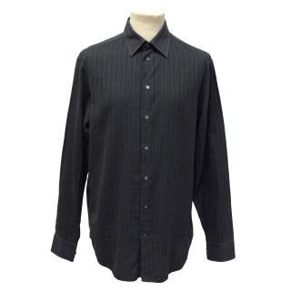 Armani Collezioni Striped Shirt