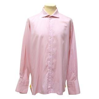 Aquascutum two fold cotton shirt