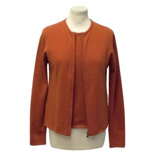 Hermes Cashmere Twinset