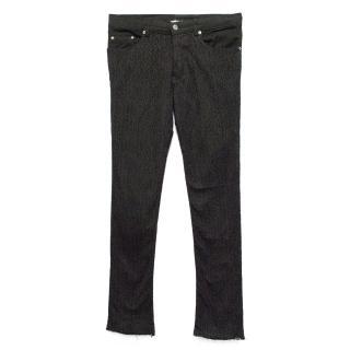 Ksubi Lace Detail Jeans
