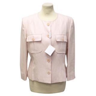 MaxMara Pink Jacket