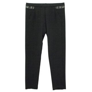 The Kooples Black Trousers