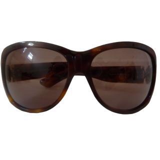 Yves Saint Laurent Havana Sunglasses