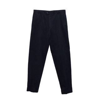 Faconnable Navy Trousers