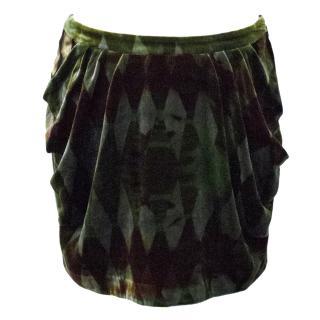 Twenty8Twelve Silk Skirt