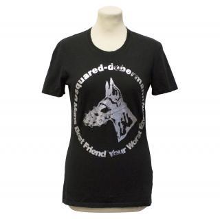 Black Dsquared T Shirt