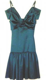 Karen Millen emerald dress
