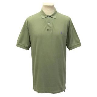 Ralph Lauren Green Polo
