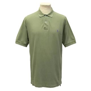 Ralph Lauren Green Polo