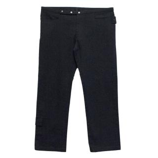 Roland Mouret Black Trousers