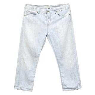 MIH Jeans London Boy Cropped Jeans