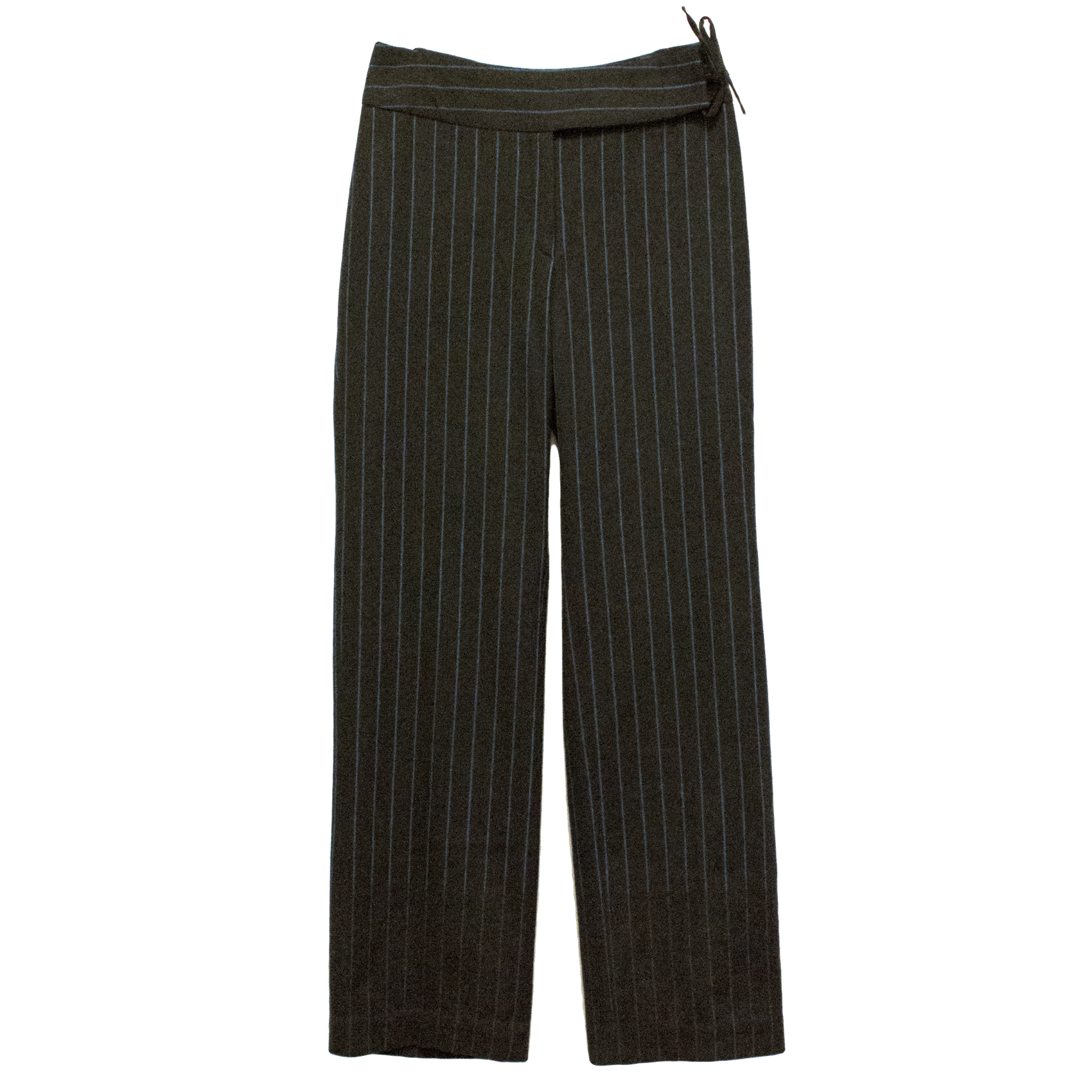 Joseph Pinstriped Trousers