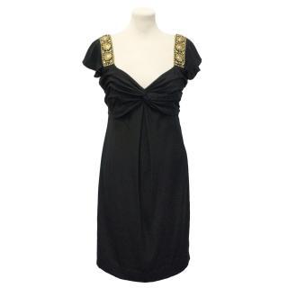 Temperley Black Dress