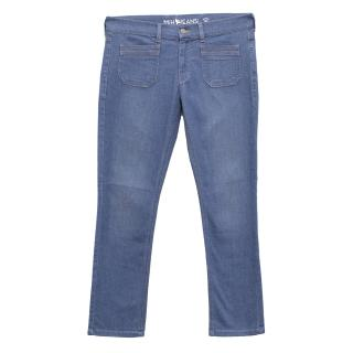 Mih Paris Kriss Kross Jeans