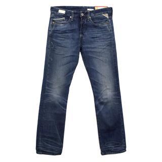 Replay Dark Blue Jeans