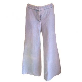 Chloe Bell Bottom Denim Jeans