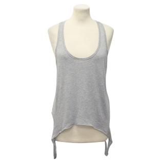 Hudson Grey Vest Halter Top