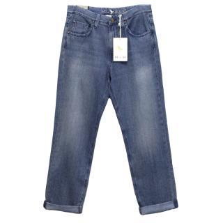 MIH Blue Halsy Jeans