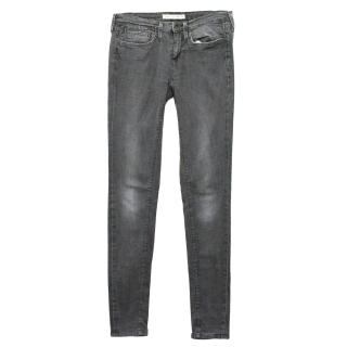 Twenty8Twelve Grey Skinny Jeans