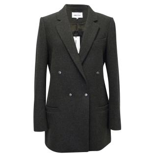 Bimba Y Lola Grey Tailored Jacket