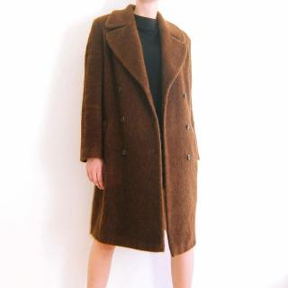 Cerruti Vintage Wool and Mohair Coat