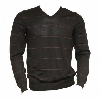 Falke striped wool sweater