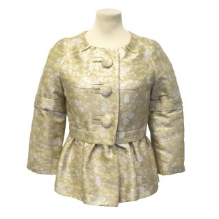 Peter Som Brocade Jacket