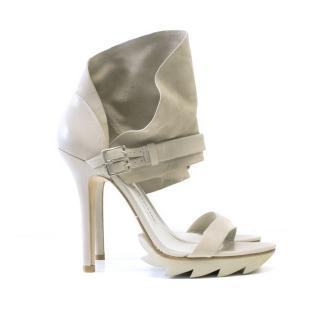 Camilla Skovgaard Collar High Heel Sandals