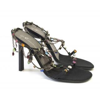 Giuseppe Zanotti Jewelled Sandals