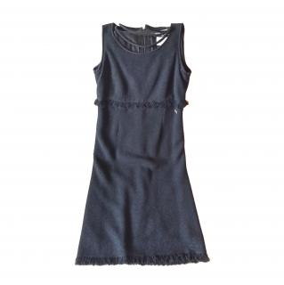 Chanel Boucle Cocktail Dress