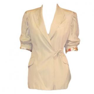 Jean Paul Gaultier Cut Out Blazer