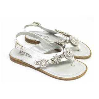 36a821a5d5d1 Missouri Girls Sandals