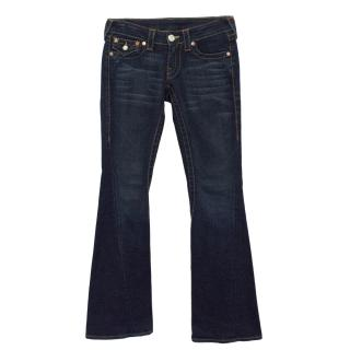 True Religion Flared Denim Jeans