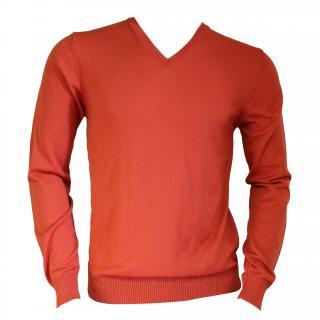 Falke Wool Orange Sweater