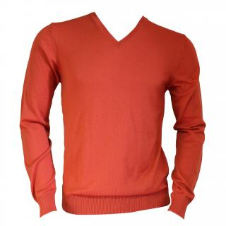 Falke Wool Orange Sweater