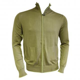Falke Green Jacket