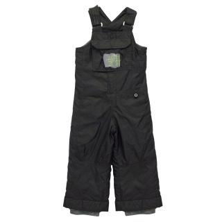 Burton Kids Black Salopettes