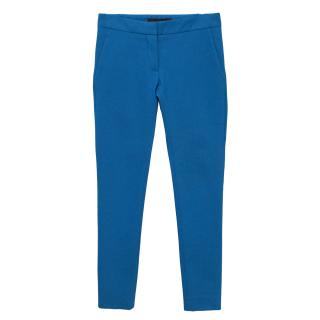 Stella McCartney Blue Smart Trousers