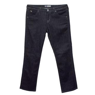 Hudson Dark Blue Denim Jeans
