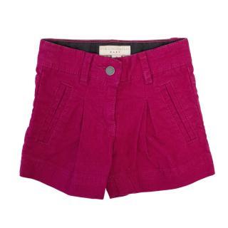 Stella McCartney Baby Corduroy Shorts