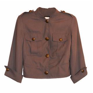 Alice for Temperley for Target short military jacket