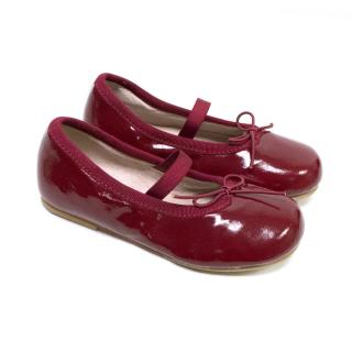 Bloch Red Toddler Cha-Cha Shoes