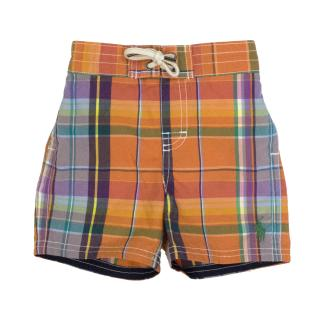 Polo Ralph Lauren Boys Swimming Trunks