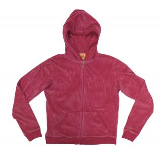 Juicy Couture Kids Pink Hoodie