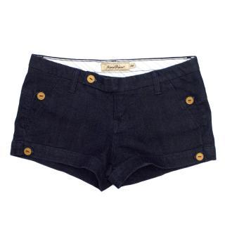 Raven Denim Shorts